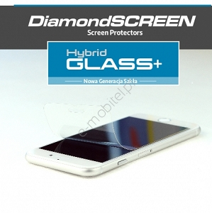 Szkło hybrydowe DiamondSCREEN Apple iPhone 6 Tył